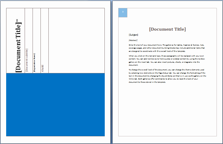 Field Report Example Luxury Field Report Template Word Templates