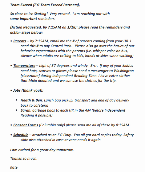 Field Trip Letter Template Luxury Field Trips—more Than Just A Day On the Farm the