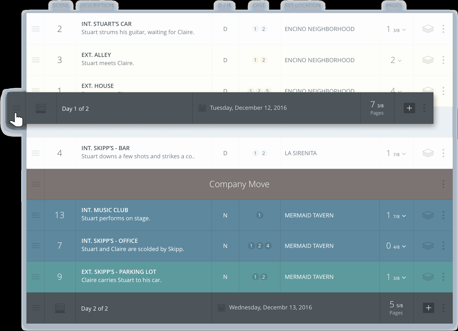 Film Schedule Template Elegant How to Make A Shooting Schedule Free Scheduling