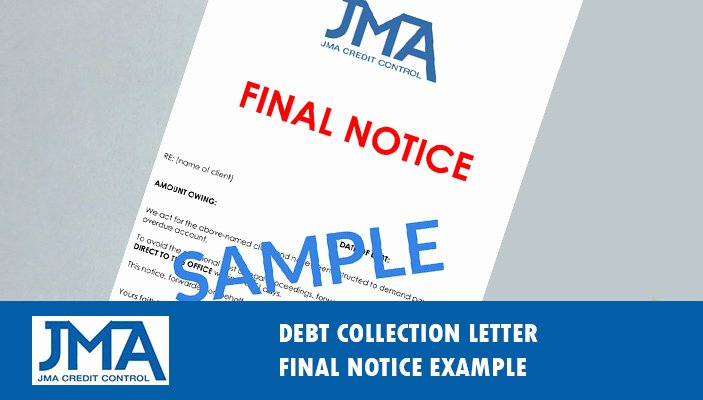 Final Notice Letter before Legal Action Best Of Debt Collection Letter & Letter Of Demand Example Template