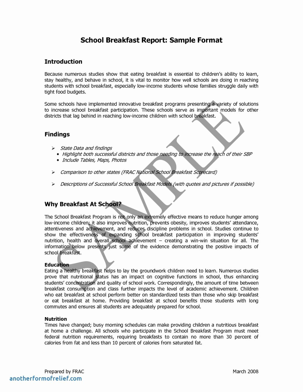 Findings Report Template Unique Findings Report Sample Key Template Best Research