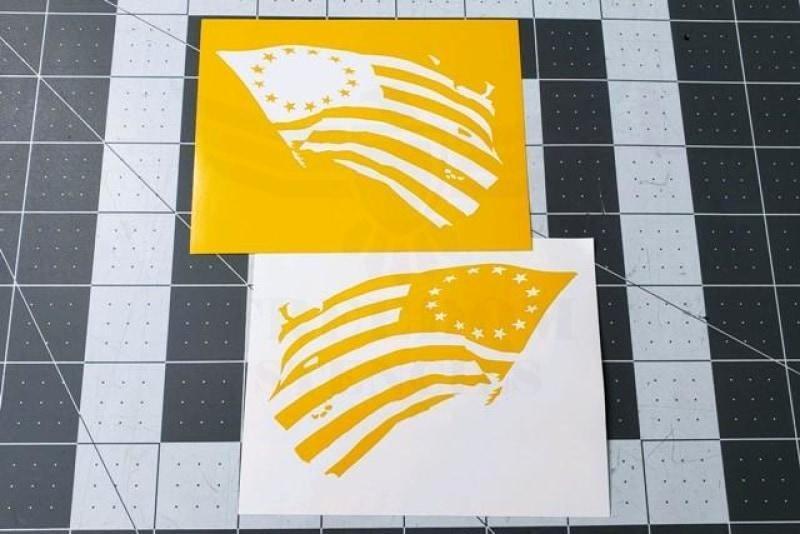 Flag Star Stencil Elegant 13 Star Flag Stencil Tattered Freedom Stencils