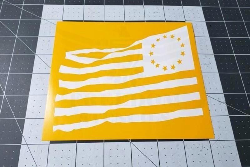 Flag Star Stencil Lovely 13 Star Flag Stencil Freedom Stencils
