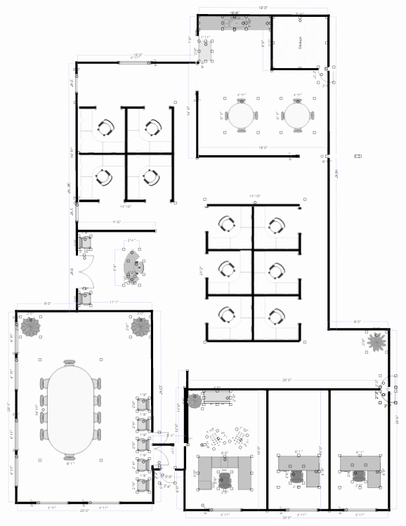 Floor Plan Templates Free Beautiful Fice Layout software Free Templates to Make Fice Plans