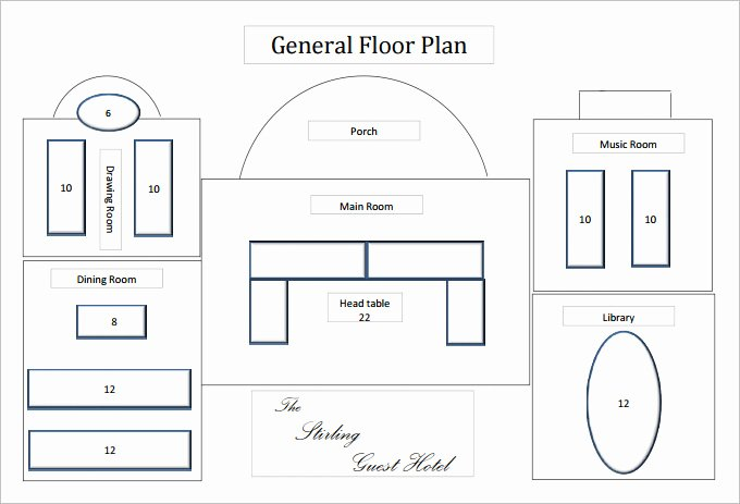 Floor Plan Templates Free Unique Floor Plan Templates 20 Free Word Excel Pdf Documents