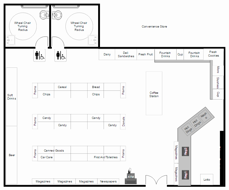 Floor Plan Templates Free Unique Free Floor Plan Template