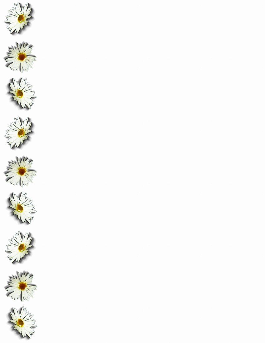 Floral Stationery Template Free Elegant Floral Stationery theme Free Page 1