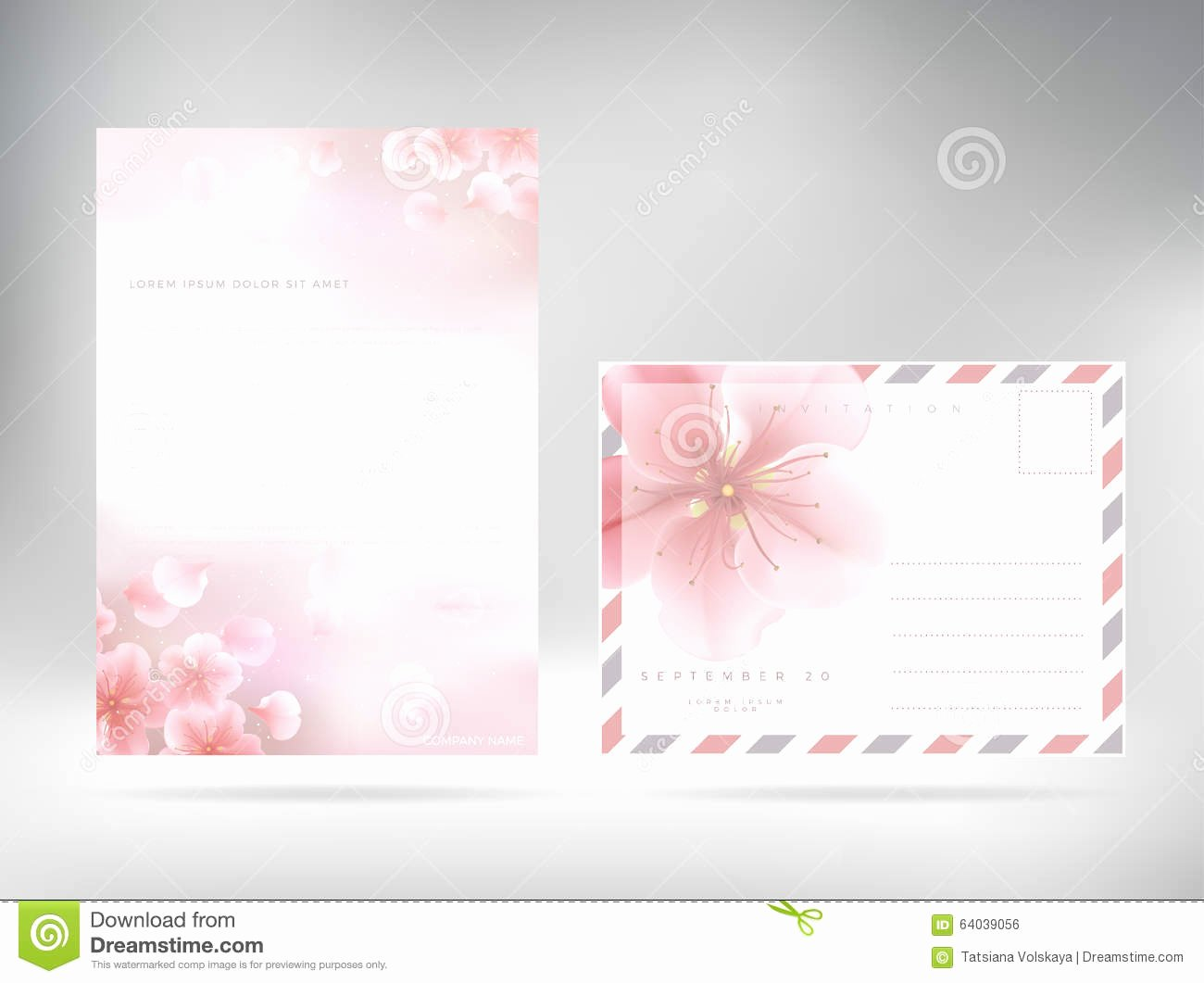 Floral Stationery Template Free Fresh Cover Design Template Letterhead Floral Paper Cover Stock