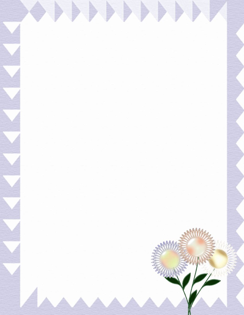 Floral Stationery Template Free Inspirational Floral Stationery theme Free Page 3