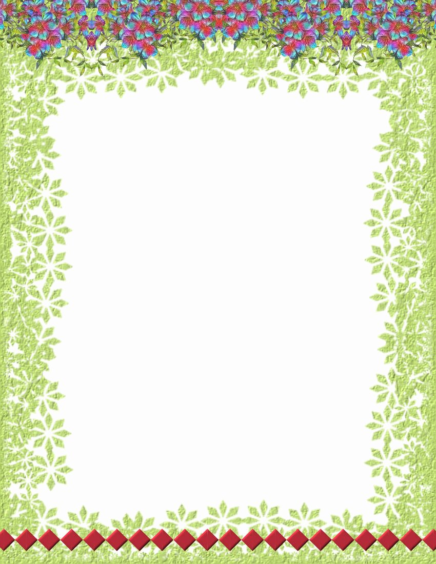 Floral Stationery Template Free Lovely Floral Stationery theme Free Page 2