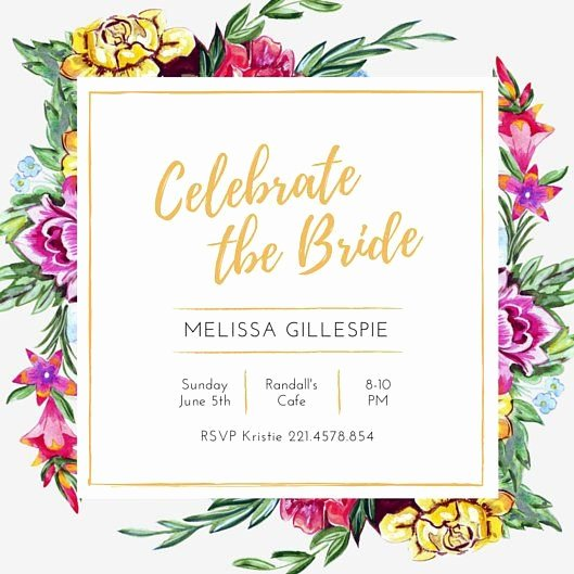 Flower Invitation Template Beautiful Image Result for Floral Proposal Template