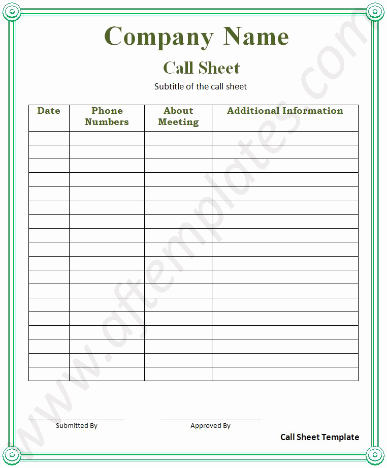 Football Play Call Sheet Template Elegant Football Play Call Sheet Template Excel Gidiye
