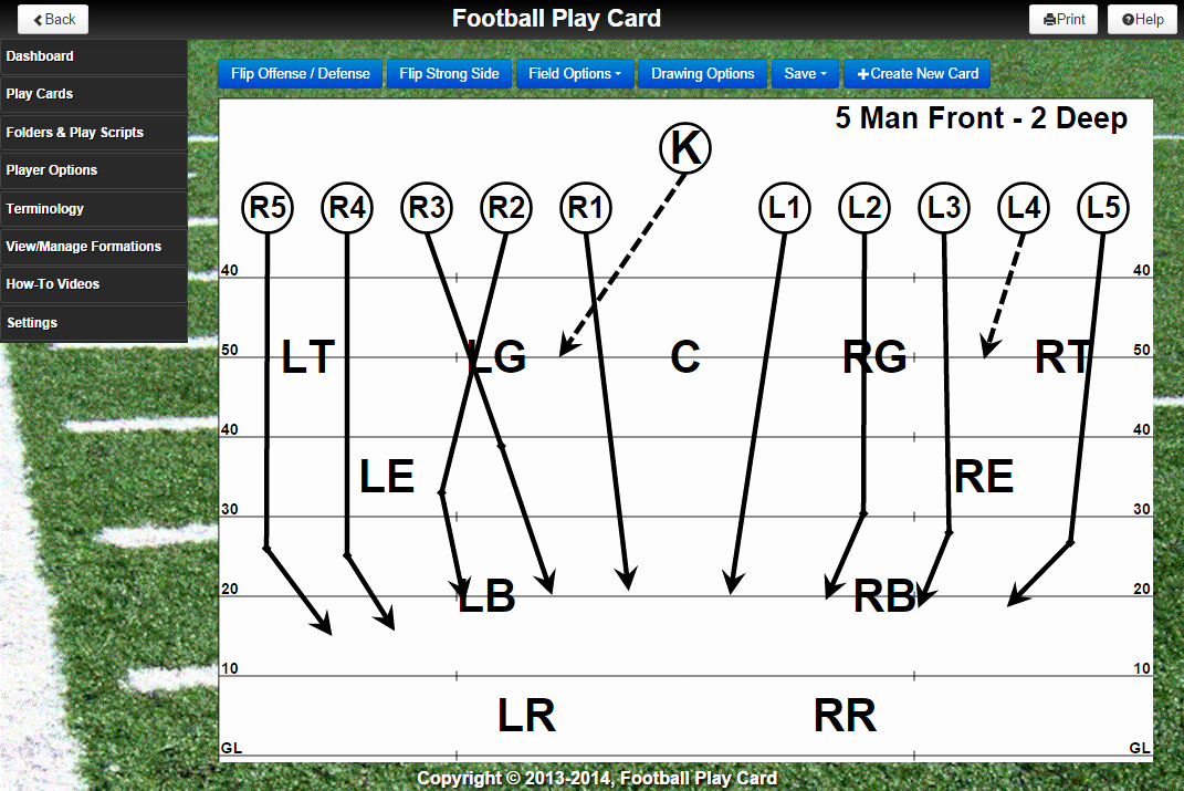 Football Playbook Template Awesome Football Play Drawing Template at Getdrawings