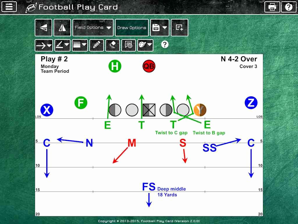 Football Playbook Template Beautiful Football Play Drawing Template at Getdrawings