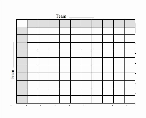 Football Pool Sheets Excel Fresh Blank Football Squares Template Invitation Template