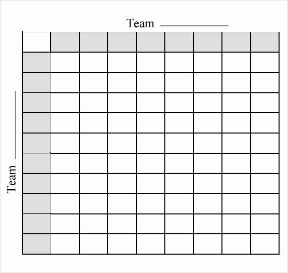 Football Pool Sheets Excel Luxury Football Pool Template