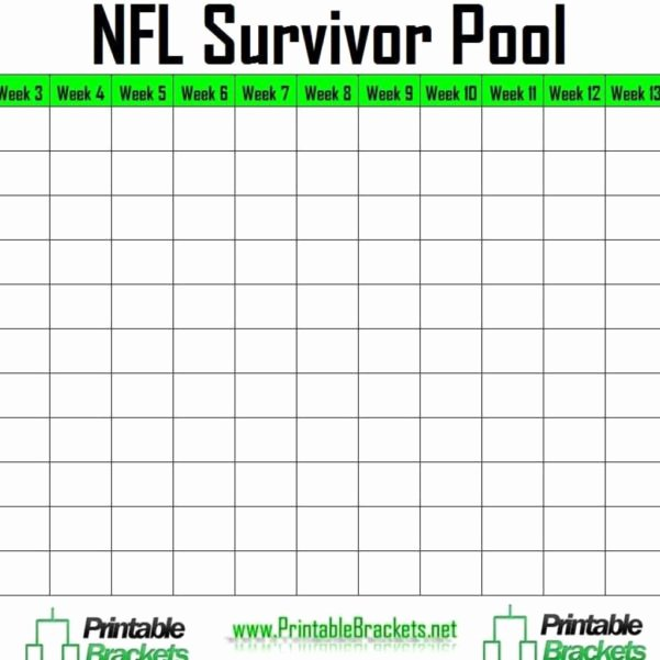Football Pool Sheets Excel New 2017 Nfl Weekly Schedule Excel Spreadsheet Google