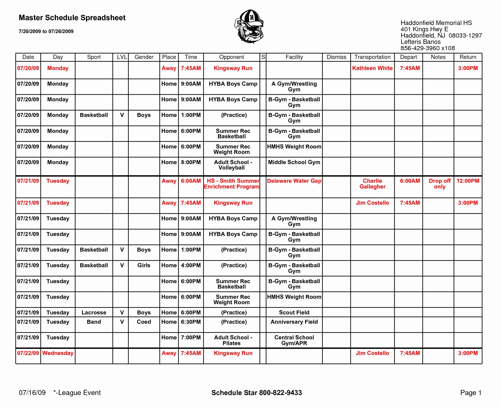 Football Practice Schedule Template Download Fresh 29 Of Basketball Game Practice Template