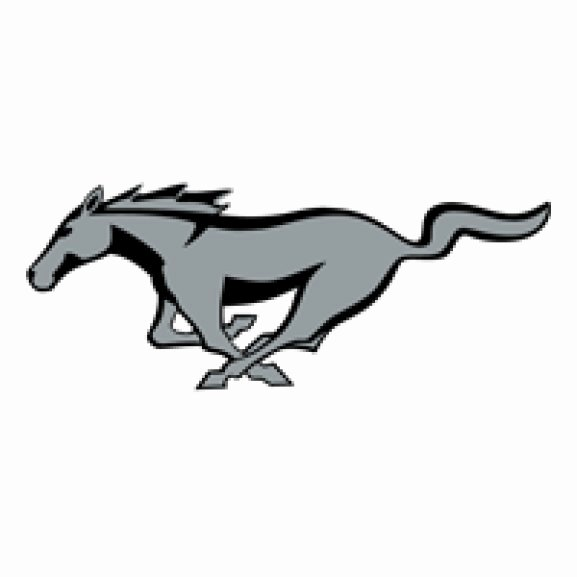 Ford Mustang Logo Vector Elegant ford Mustang Logo Clipart Clipart Suggest