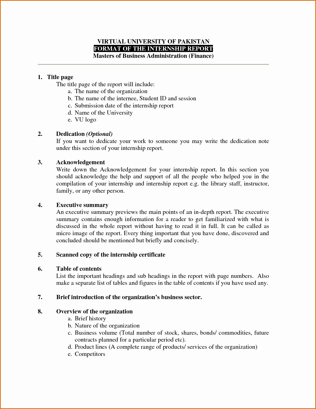 Formal Business Report Example Lovely Business Report Writing