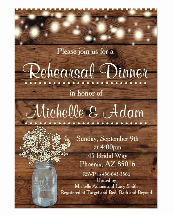 Formal Dinner Invitation Template Elegant 62 Printable Dinner Invitation Templates Psd Ai Word