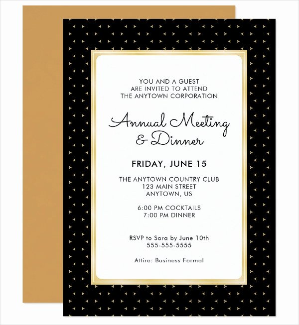 Formal Dinner Invitation Template Elegant 67 Dinner Invitation Designs Psd Ai