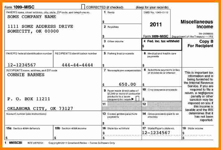 Free 1099 Pay Stub Template New 8 Free 1099 Pay Stub Template