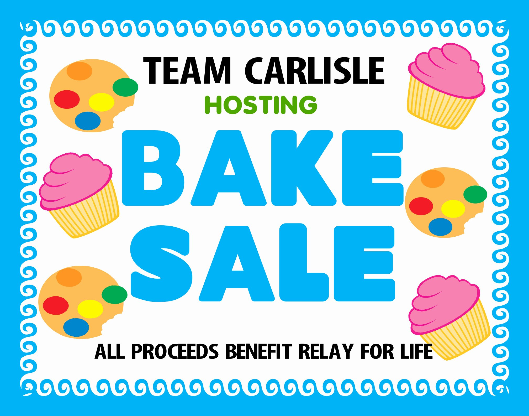 Free Bake Sale Template Best Of Line Poster Gallery Poster Project Ideas