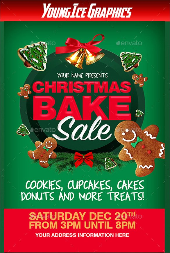 Free Bake Sale Template Luxury 20 Bake Sale Flyer Templates