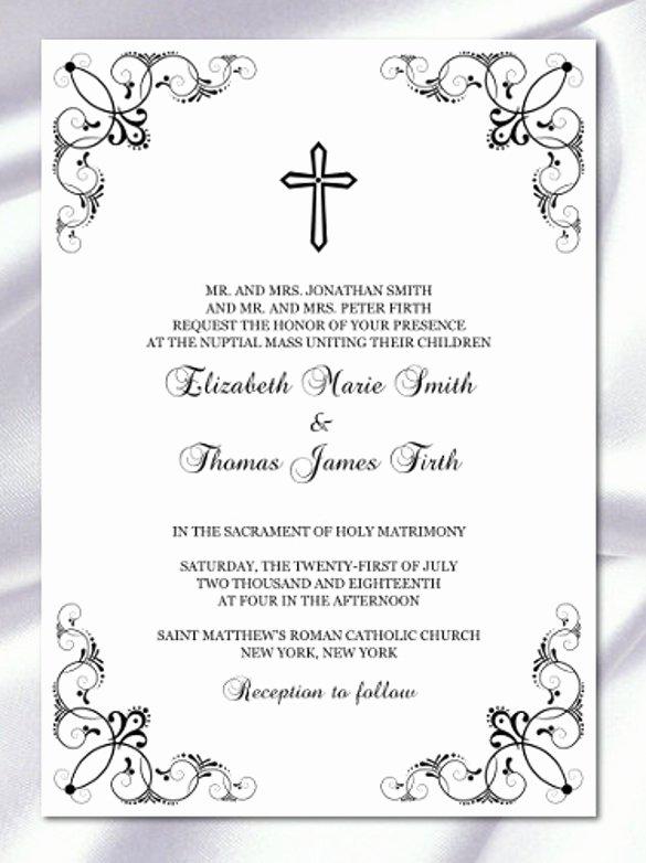 Free Baptism Invitation Templates Elegant Free Invitation Backgrounds – Frame Wedding