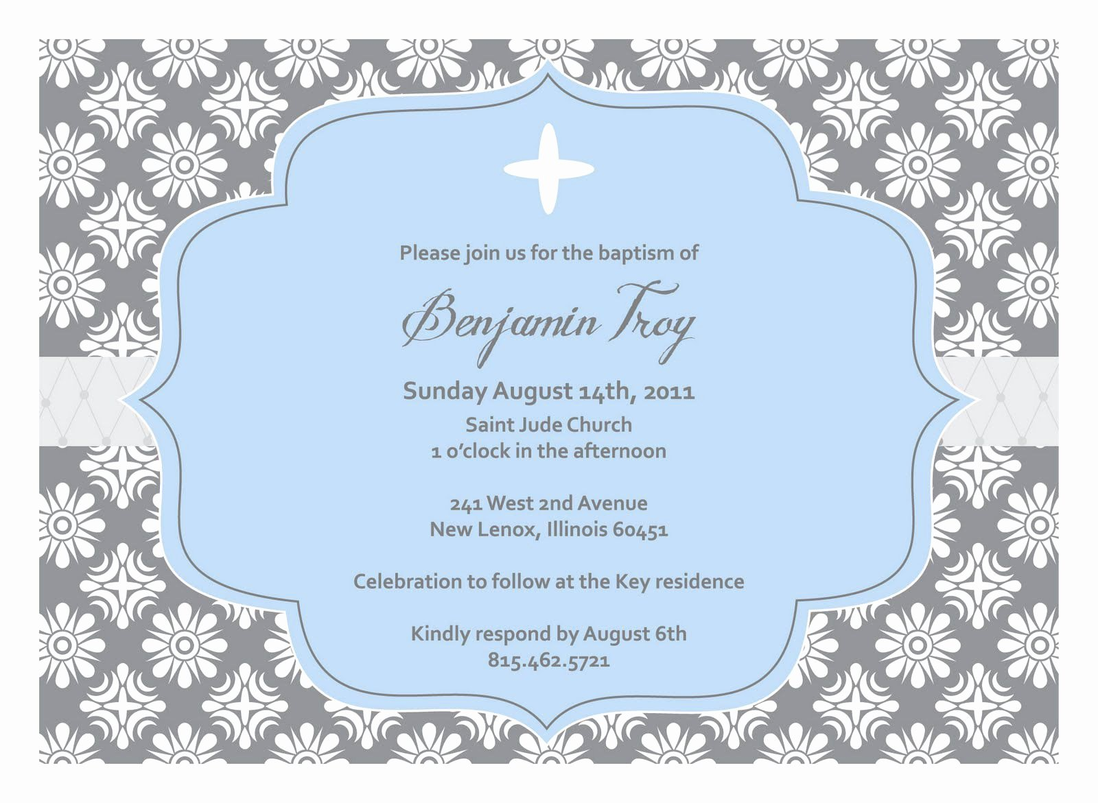 Free Baptism Invitation Templates Fresh Baptism Invitation Template Baptism Invitation Template