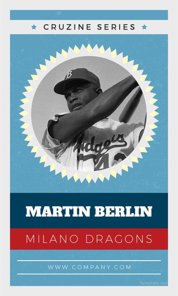 Free Baseball Card Template Download Beautiful 23 Trading Card Templates