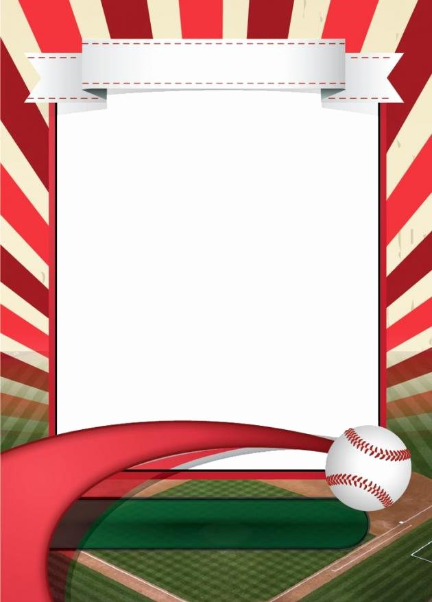 Free Baseball Card Template Download Luxury Baseball Card Template