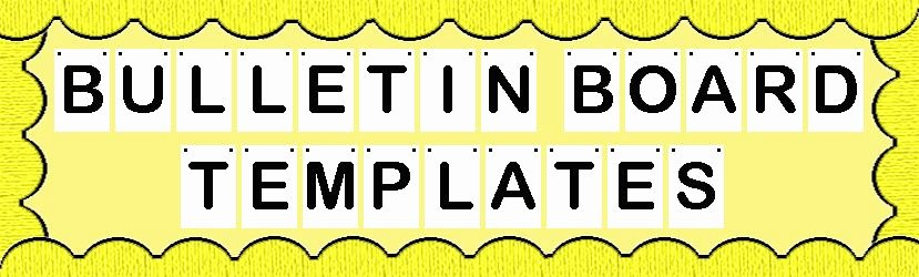 Free Bulletin Template Awesome You Can Templates for Bulletin Boards or Other