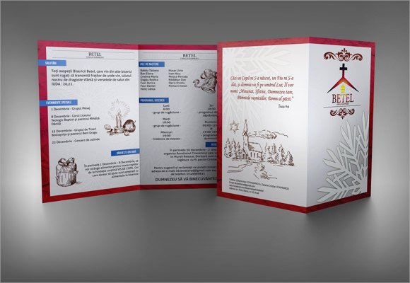 Free Bulletin Template Luxury 10 Amazing Sample Church Bulletin Templates to Download