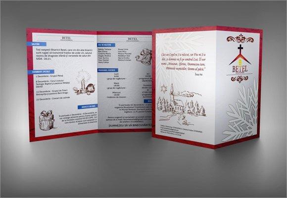 Free Church Bulletin Templates Microsoft Publisher New 10 Amazing Sample Church Bulletin Templates to Download