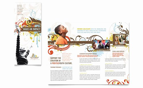 Free Church Flyer Templates Microsoft Word Beautiful Religious & organizations Brochures & Flyers Word