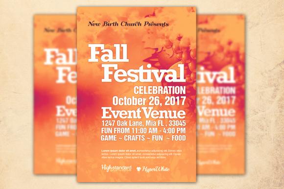 Free Church Flyer Templates Microsoft Word Luxury Free Printable Editable Church Fall Festival Flyers