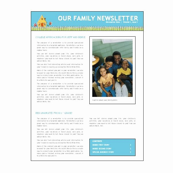 Free Church Newsletter Templates for Microsoft Publisher Best Of where to Find Free Church Newsletters Templates for