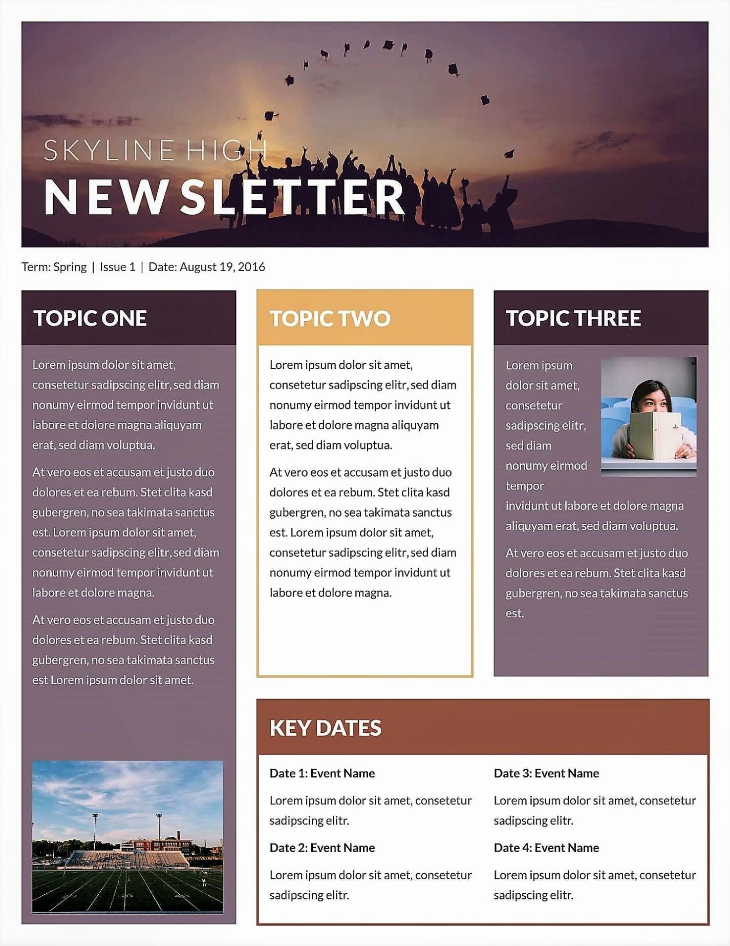 Free Church Newsletter Templates for Microsoft Publisher Elegant Microsoft Newsletter Templates Publisher Free