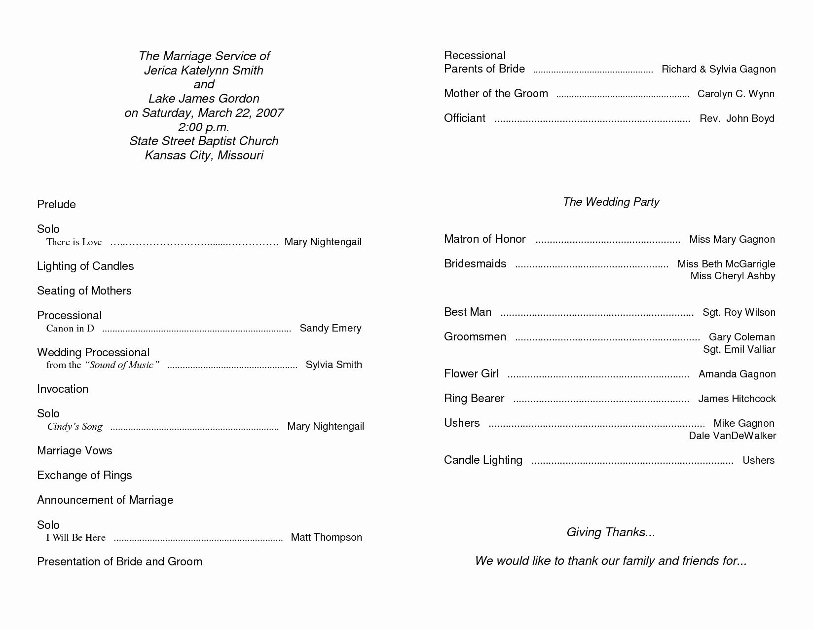 Free Church Program Template Microsoft Word Awesome Church Bulletin Templates Word Kayskehauk