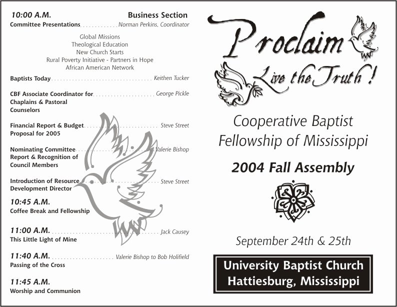 Free Church Program Template Microsoft Word Lovely Best S Of African American Church Program Templates