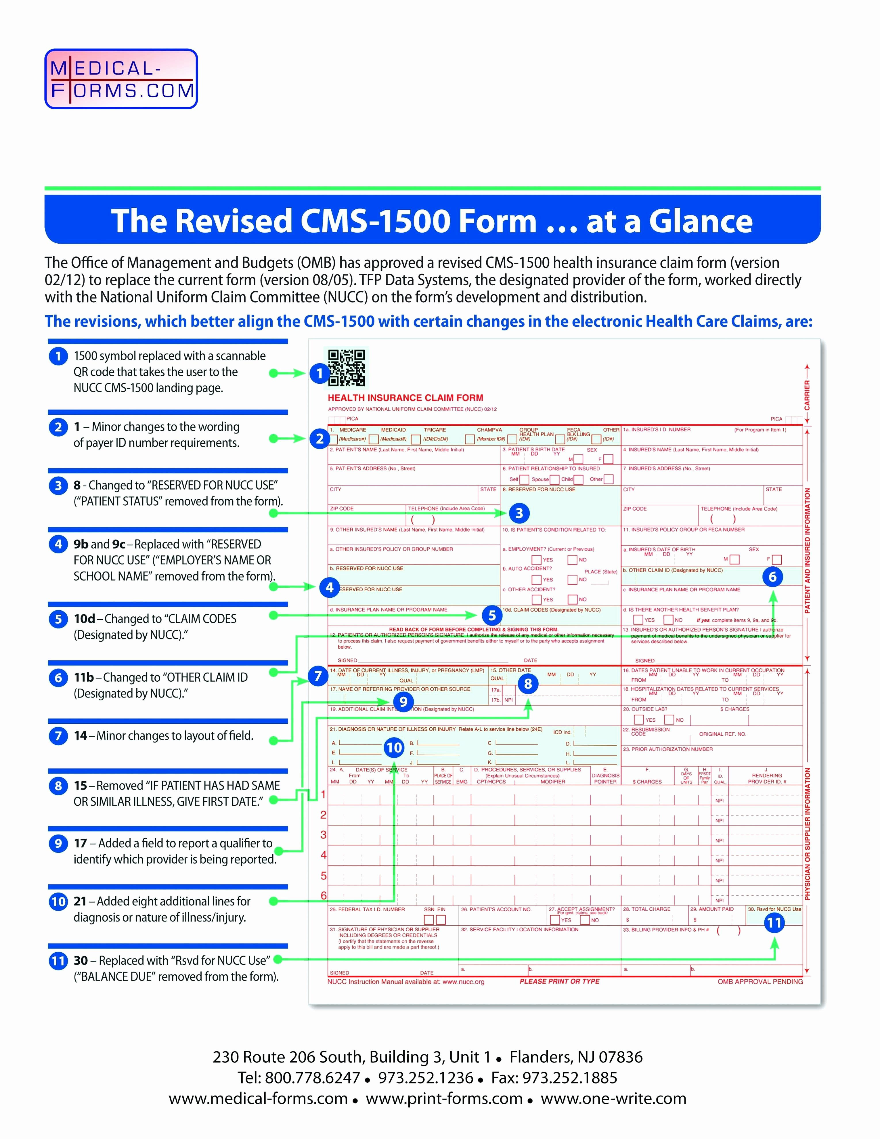 Free Cms 1500 Template for Word Inspirational form 1500 – Campuscareer