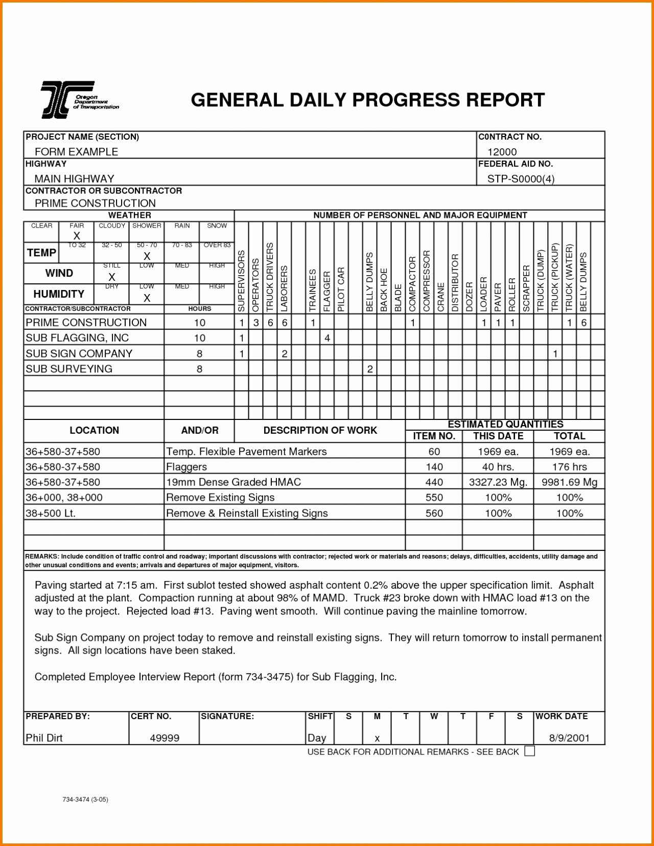 Free Construction Daily Report Template Excel Luxury format Of A Progress Report Image – Daily Progress Report
