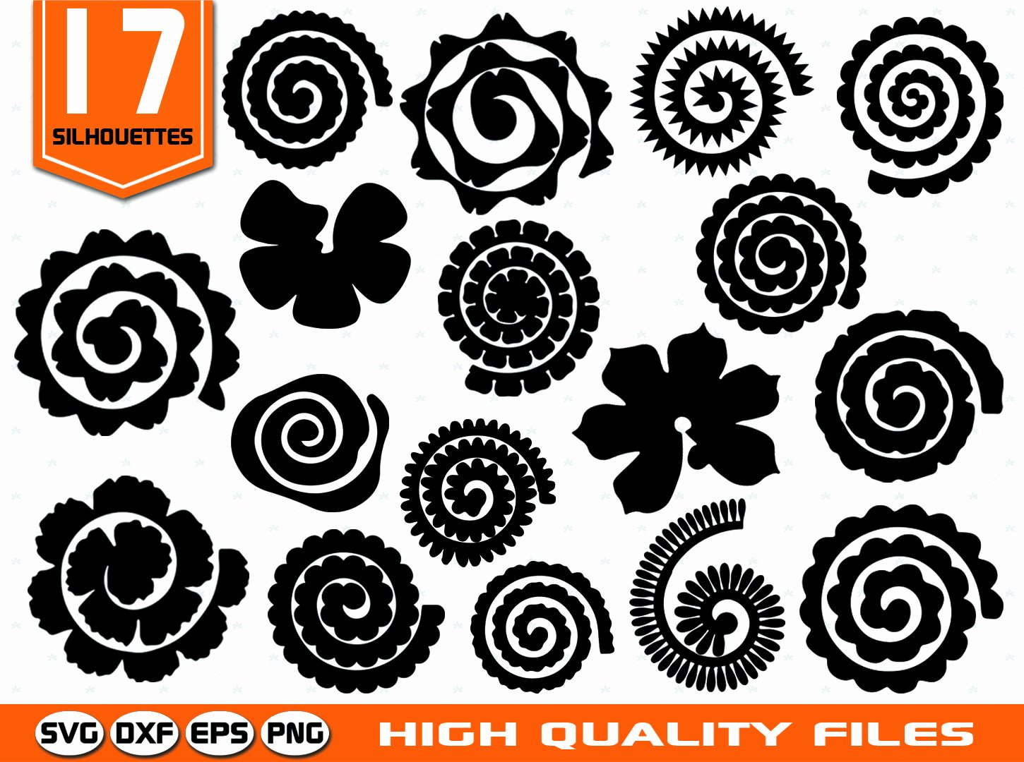 Free Cricut Paper Flower Template Awesome Paper Flowers Templates Svg Rolled Paper Flowers Paper