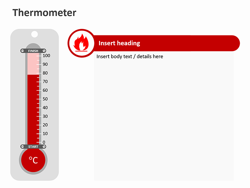 Free Editable thermometer Template Best Of thermometer Graphics Powerpoint Presentation