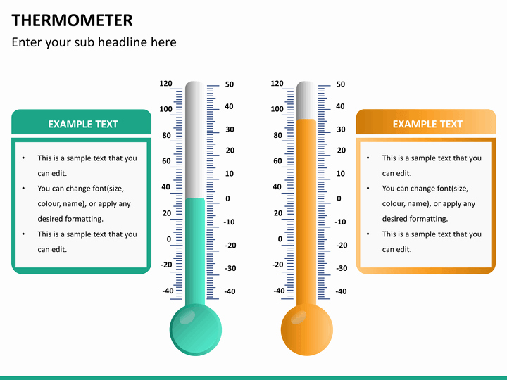 Free Editable thermometer Template Fresh Powerpoint thermometer Template