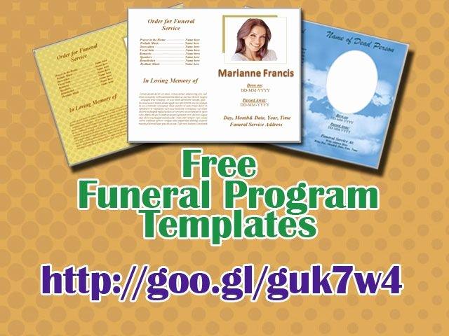 Free Funeral Program Template Word Best Of 79 Best Funeral Program Templates for Ms Word to Download