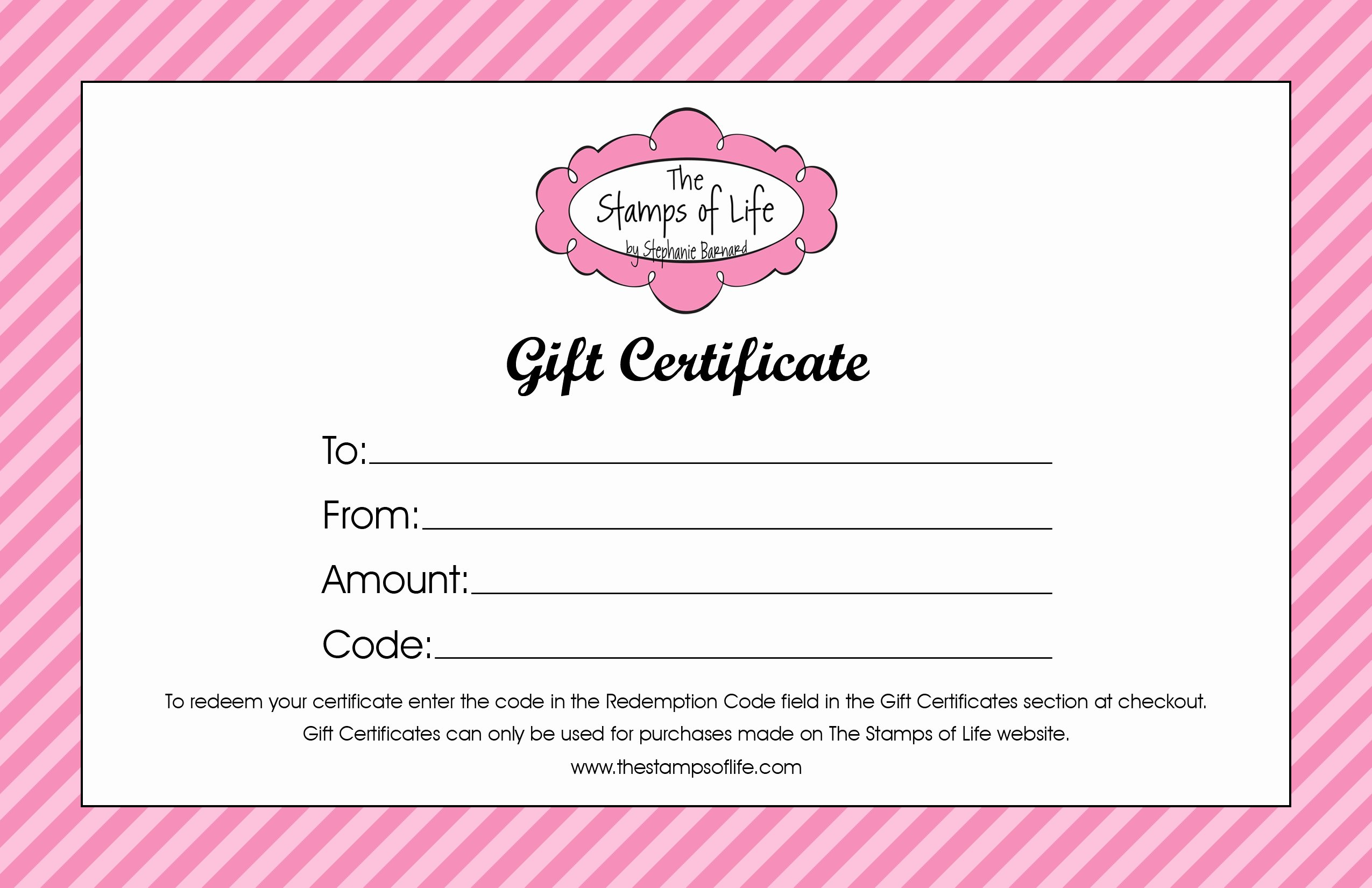 Free Gift Card Templates Beautiful 21 Free Free Gift Certificate Templates Word Excel formats