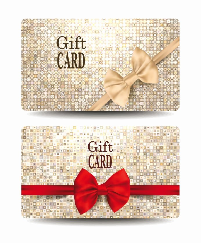 Free Gift Card Templates Fresh Free T Card Design Template